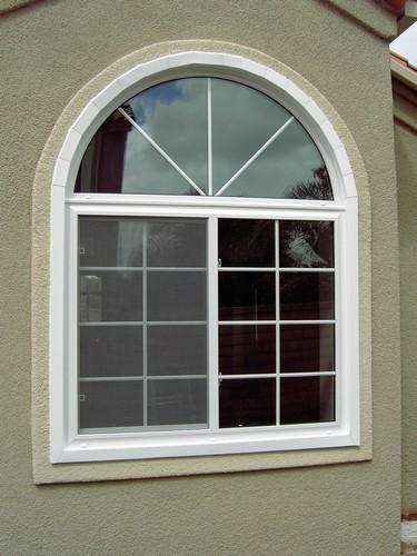 Grid Patern Window.